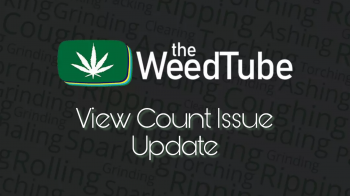 TheWeedTube View Count Fix