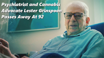 Psychiatrist and Cannabis Advocate Lester Grinspoon Passes Away At 92