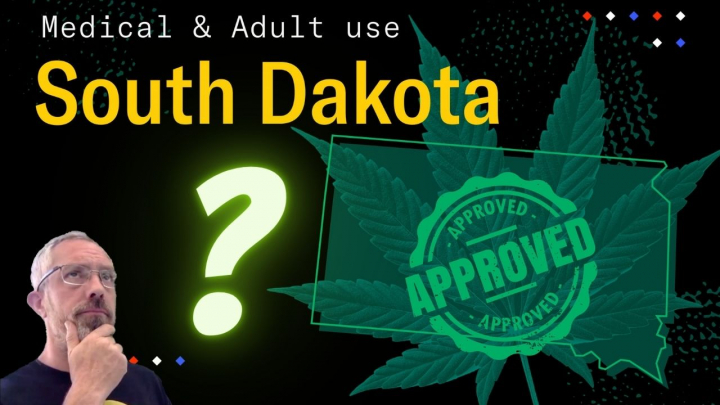 South Dakota Judge Strikes Down The People's Vote for Regulated Cannabis!?!