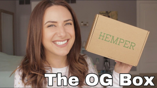 NEW! HEMPER January 2021 OG Box - my new fave glass?!