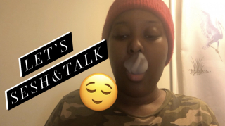 LET'S SESH & TALK : WHY AM I ALWAYS IN THE CLOSET..? || PuffPuffGyal