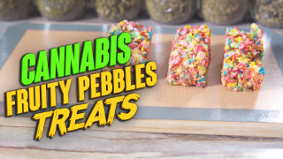 Cannabis Fruity Pebbles | Cooking with Concentrate (Distillate)