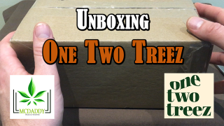 Unboxing! - My Package From ONE TWO TREEZ - Mail Order Marijuana