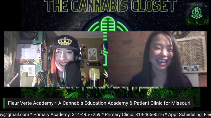 The Cannabis Closet Potcast with CannaQueen & MJ: Episode 5: Women in Cannabis