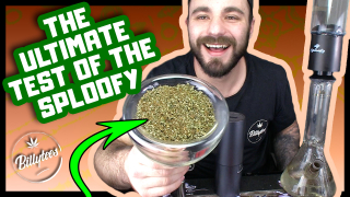 HALF OZ vs Sploofy In One Cone Using A Vacuum!