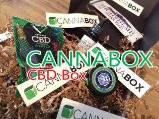 Cannabox CBD Box Unboxing