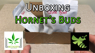 Unboxing! - My Package From HORNET'S BUDS - Mail Order Marijuana