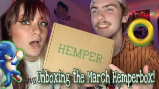 Reviewing our first HemperBox!!