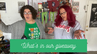 What's in our Giveaway