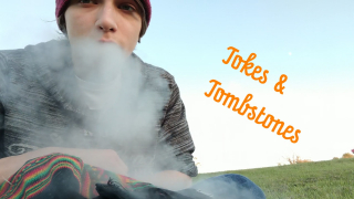 The Cemetery Vlog (Tokes & Tombstones)
