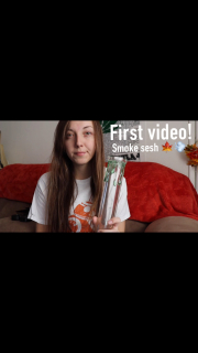 First Video/ Smoke Sesh!