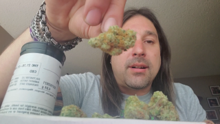 Dan's 420 Chronicles - Sour Strawberry Weed / Flower Review [Live] in Pueblo 3/19/21