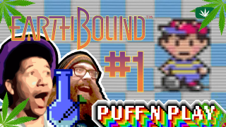 The Pilot Episode! - Earthbound 1 - Puff N Play