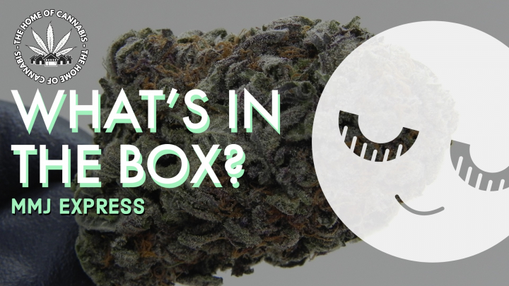 Craft Cannabis Selections (What's In The Box? MMJ Express)