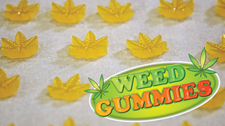 Weed Gummies | Step by Step Process | From Flower to Edible