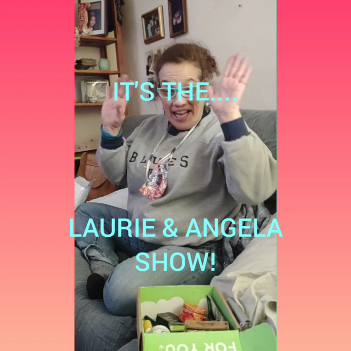 THE LAURIE & ANGELA SHOW! Ft. COOKIES HAUL