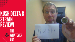 Kush Delta 8 Review! The Whatever Guy visits Heady Vapes.