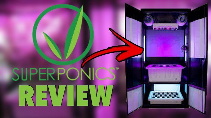 BEST GROW CABINETS, GROW ROOMS & HYDROPONIC SYSTEMS (SuperCloset Review)