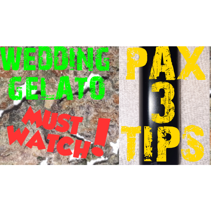 WEDDING GELATO REVIEW (FRANKLIN LABS) PAX 3 TIPS,..... A MUST SEE