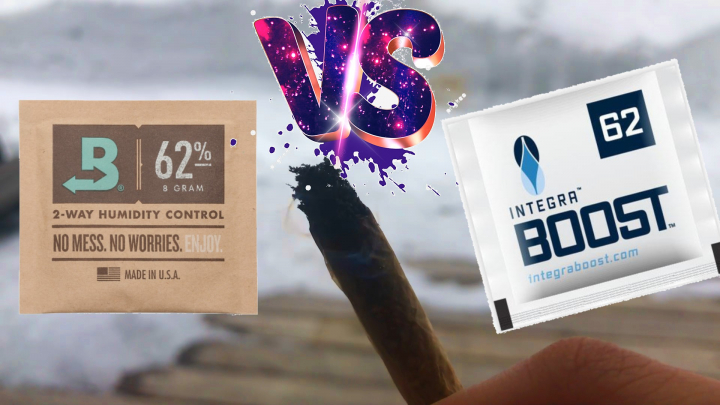 Difference Between Boveda And Integra Boost Humidity Packs For Marijuana / Cannabis / Weed 2021