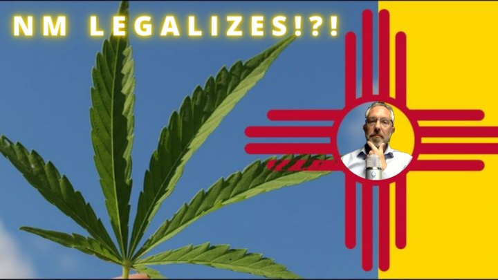 New Mexico Just Legalized Cannabis