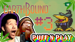 BUZZ BUZZ IS DEAD?! - Earthbound 3 - Puff N Play