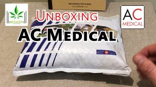 Unboxing! - My Package From AC MEDICAL - Mail Order Marijuana
