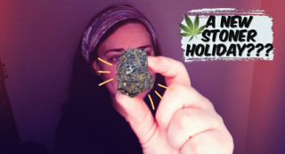 SESHIN WITH DEV | SMOKING PURPLE WEED?!?! | THE NEXT BIG THING FOR THE CANNABIS COMMUNITY?!?!?