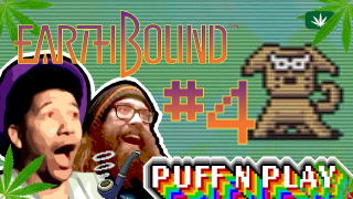 Bulking Up for a FIGHT!!! - Earthbound 4 - Puff N Play
