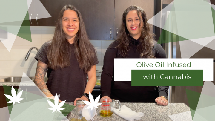 How to Infuse Olive Oil with Cannabis! Easy materials, quick and effortless DIY!! + THC% calculation