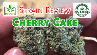 Cherry Cake (AAAA) from MMJ Express - Strain Review