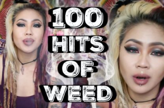 100 HITS OF WEED (Original Challenge)