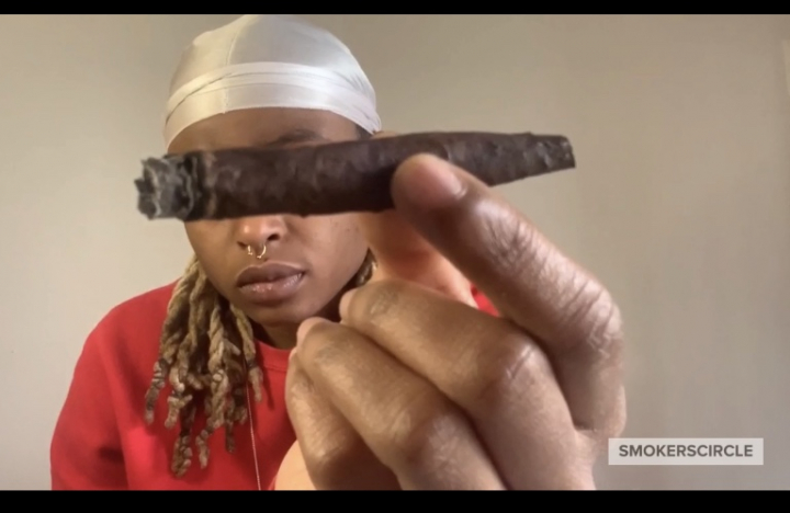 How to roll a wood + Sour Diesel Hemp Flower review