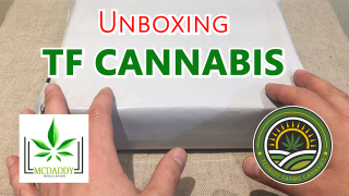 Unboxing! - My Package From TF CANNABIS - Mail Order Marijuana