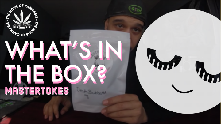 420 WEED RE-UP! (What's In The Box: Mastertokes)