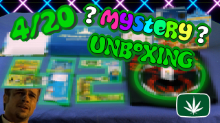 4/20 Mystery Unboxing! - Thank You Rocket Seeds