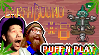 SMOKIN OUT the Arcade! - Earthbound 6 - Puff N Play
