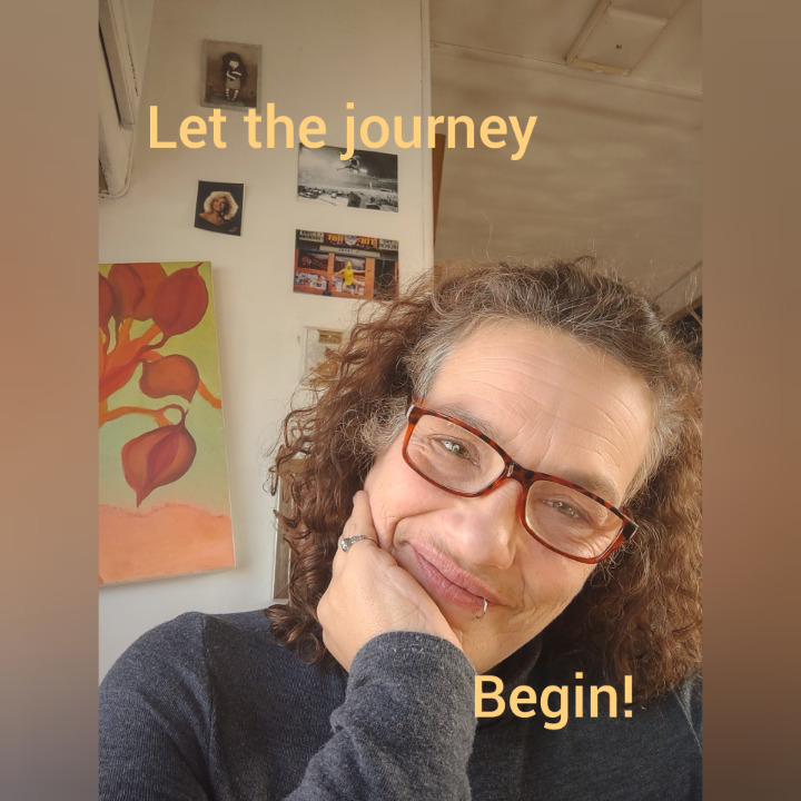 DAY ONE! LET THE JOURNEY BEGIN!