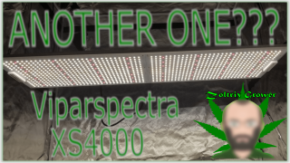 Unboxing the XS4000 from Viparspectra