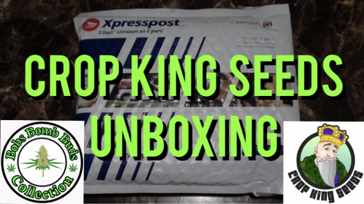 Crop King Seeds Unboxing Video