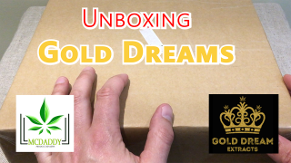 Unboxing! - My Package From Gold Dreams - Mail Order Marijuana