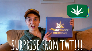 UNBOXING MY ROCKET SEEDS GIFT BOX!!!