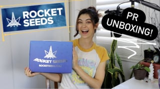 Rocket Seeds PR Unboxing!