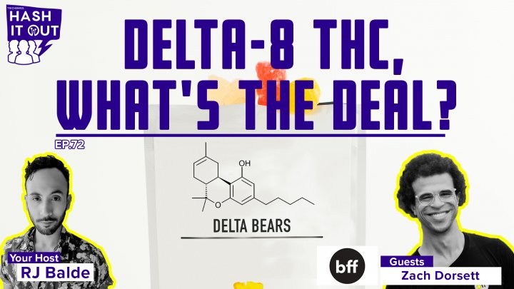 Delta-8 THC, What's The Deal? - HiO Interview: Zach Dorsett of Blue Forest Farms