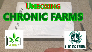 Unboxing! - My Package From Chronic Farms - Mail Order Marijuana