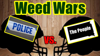 Weed Wars: Kristi Noem/The Police vs. The People of South Dakota