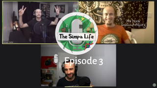 The Simpa Life Podcast Episode 3: Phil Monk
