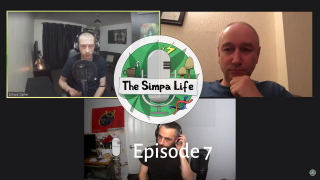 The Simpa Life Podcast Episode 8: Neil Woods