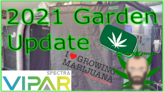 2021 Garden Upgrades | Growing with Viparspectra | XS4000 | A2