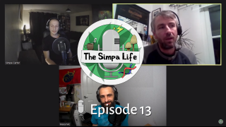 The Simpa Life Podcast Episode 13: Peter Krykant